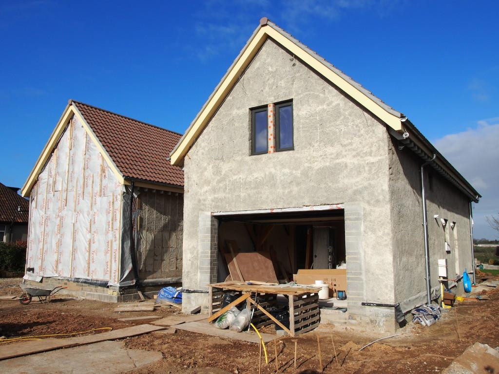 A-new-build-hempcrete-house-under-construction.
